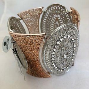 Inc cuff bracelet
